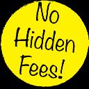 DaintyCloud No hidden fees