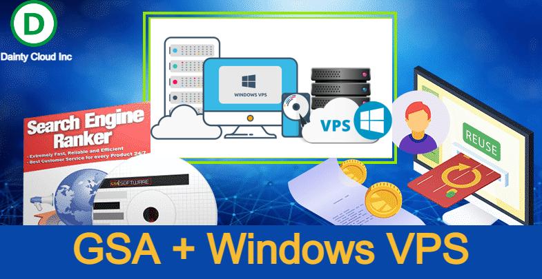 Windows VPS for GSA